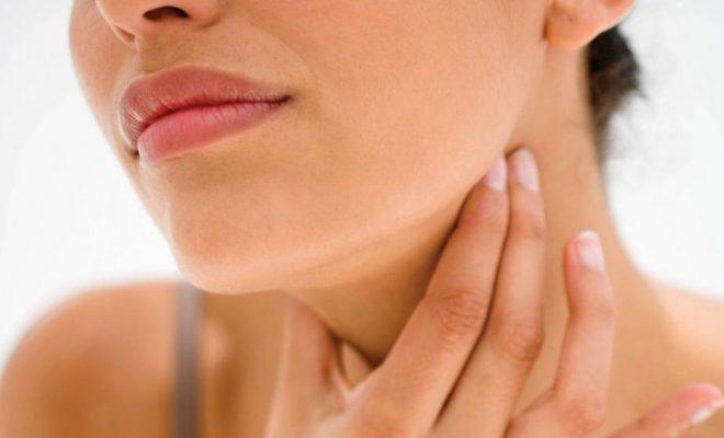 Лечение аллергического фарингита направлено на определение аллергена.