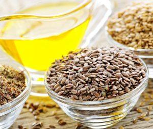 Льняное масло используют при народных методах лечения.