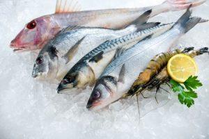 Морепродукты источник йода.