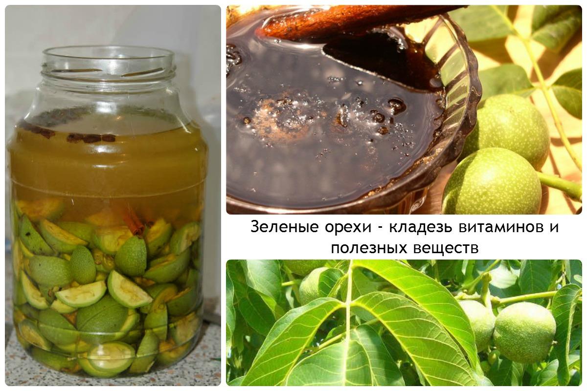 Настойка из перегородок грецких орехов помогает при болезнях щитовидной железы.