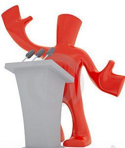 Ораторы - те профессии которые подвержены хронической форме заболевания.