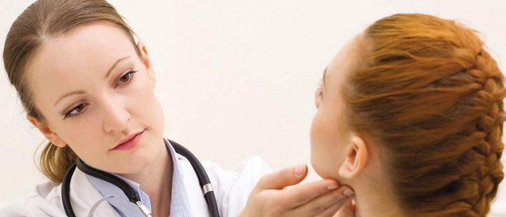 Склеротерапия узлов щитовидной железы