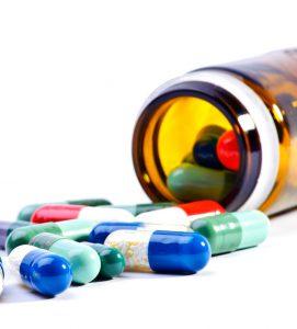 Медикаментозное лечение предусматривает применение препаратов с гормоном щитовидки.