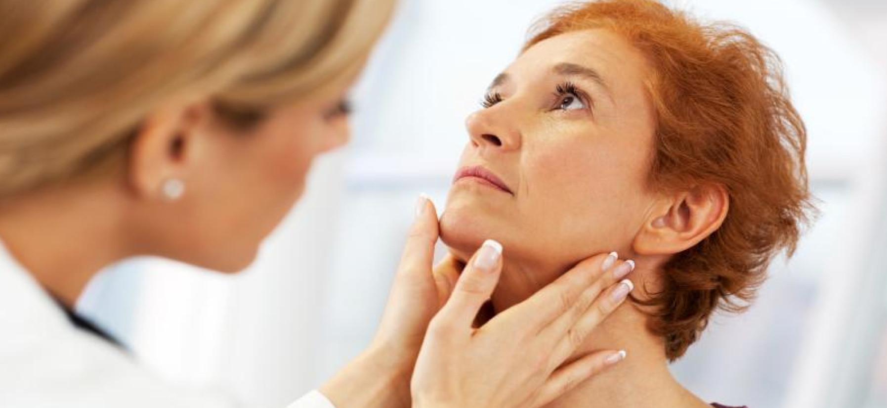 Женщины подвержены заболеваниям щитовидной железы в 20 раз чаще мужчин.