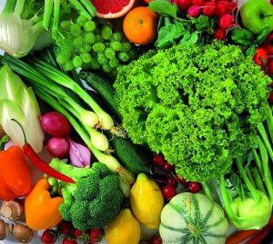 На состояние пациента благотворно влияет вегетарианское питание.