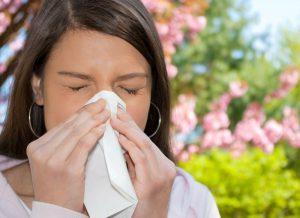 Если выделения вызваны аллергией, следует придерживаться диеты.