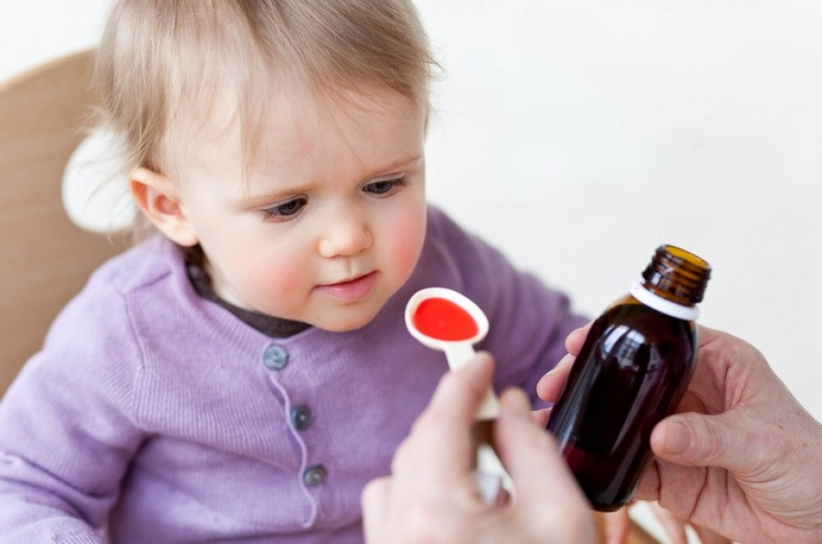 амоксициллин от кашля детям