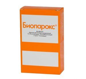 Вра может назначить антибактериальные ингаляции Биопарокс.