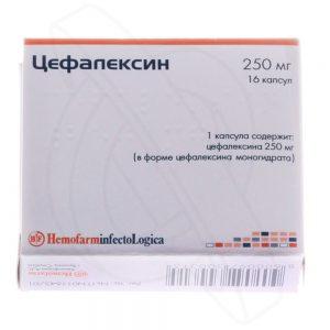 Цефалоспориновый антибиотик назначают пациентам с аллергией на пенициллин.
