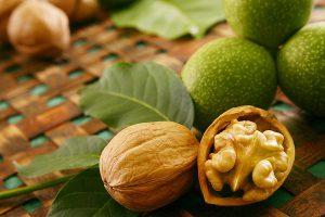 Одно из очень популярных средств – это грецкий орех.