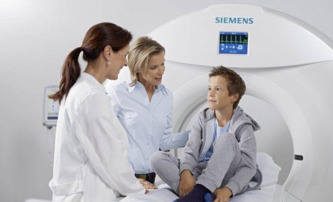 Компьютерная томография противопоказана детям до 14 лет.