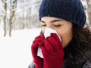 В холодное время года тепло одевайтесь и больше гуляйте на свежем воздухе.