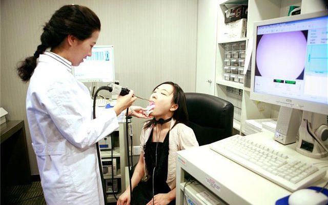 Стробоскопия гортани - метод изучения движений голосовых складок.