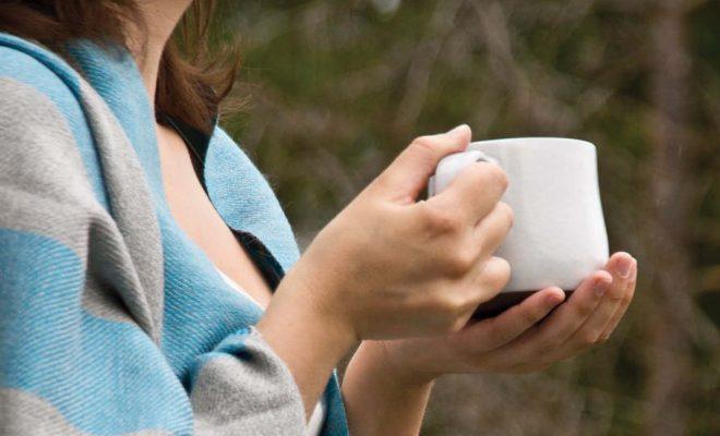 Обильное теплое питье - обязательное условие быстрого выздоровления.