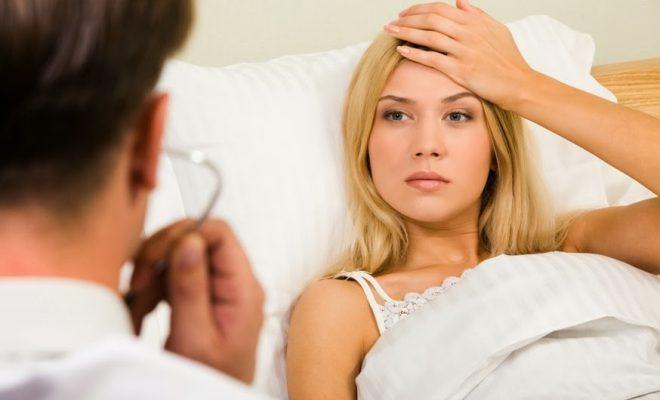Если лечение не дает результатов, следует вызвать врача.