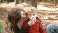 можно ли гулять при насморке с ребенком