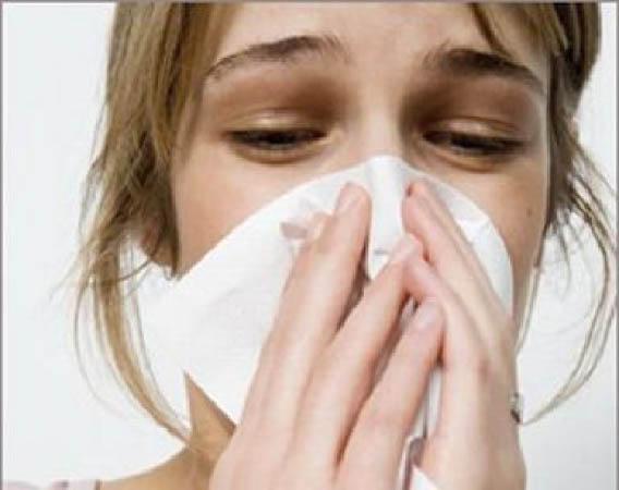 при насморке неприятный запах изо рта