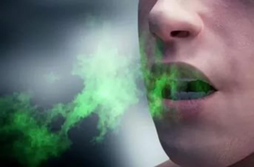 слизь в горле запах изо рта